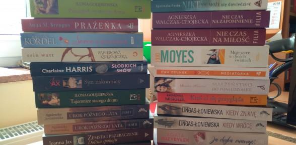 Wreszcie lato w pełni…wakacyjne nowości książkowe