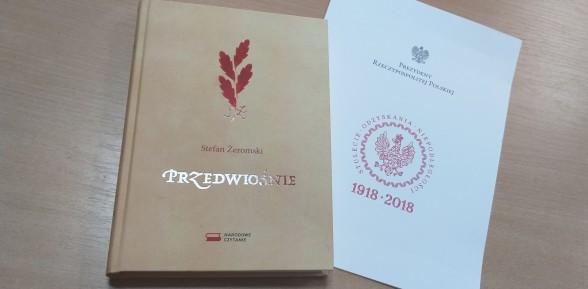 Podziękowanie Prezydenta RP za udział w Narodowym Czytaniu