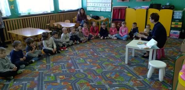 Przedszkolaki i zwierzaki